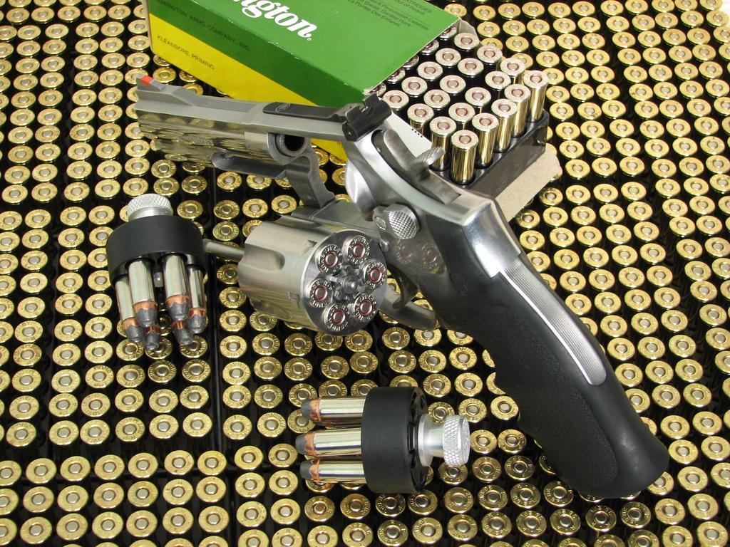 Dsc ipsc munition